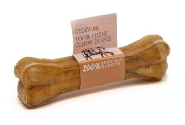 Picture of Chew On 100% European Hide Bone 12cm