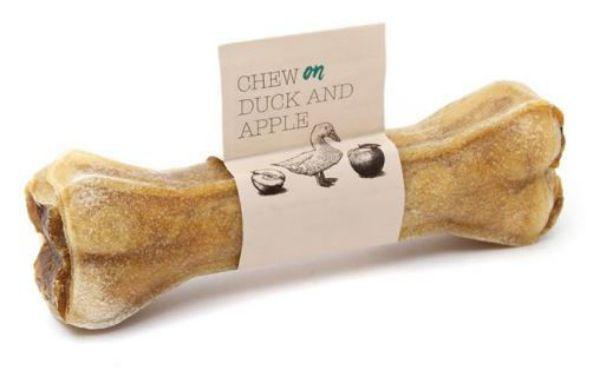 Picture of Chew On Duck & Apple Bone 17cm