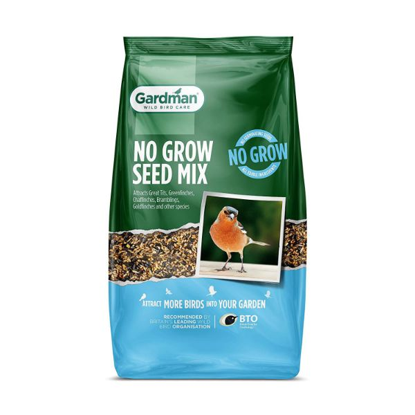Picture of Gardman No Grow Seed Mix 2kg