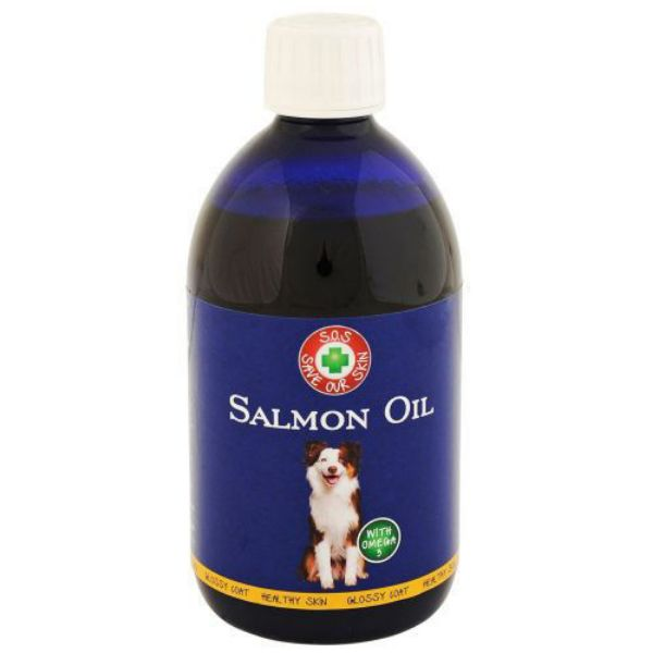 Picture of Fish 4 Dogs Dog - Salmon Oil 500ml