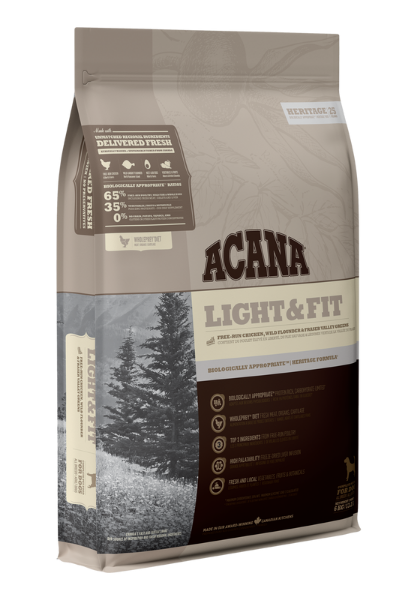 Picture of Acana Dog - Light & Fit