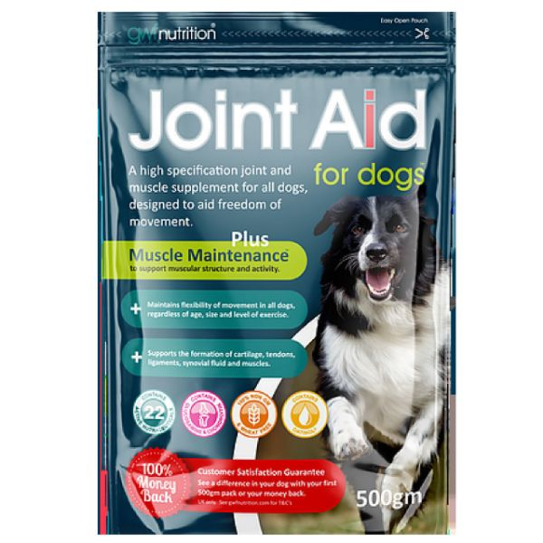 Picture of GWF Nutrition Joint Aid for Dogs 500g