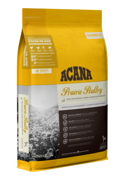 Picture of Acana Dog - Prairie Poultry