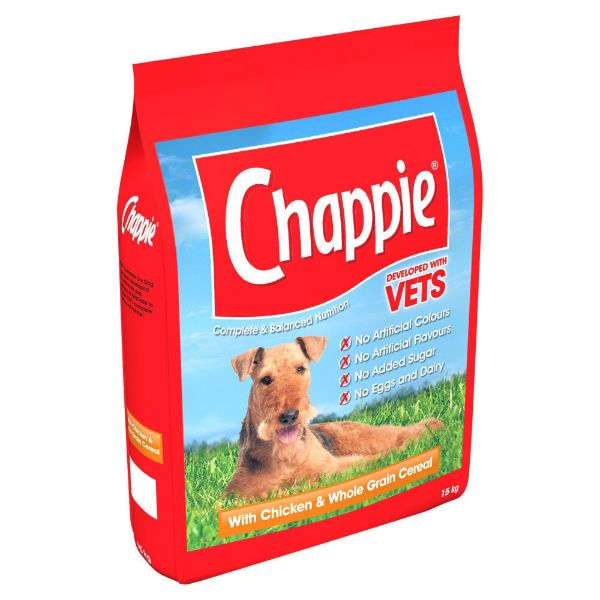 Picture of Chappie Dog - Chicken & Wholegrain