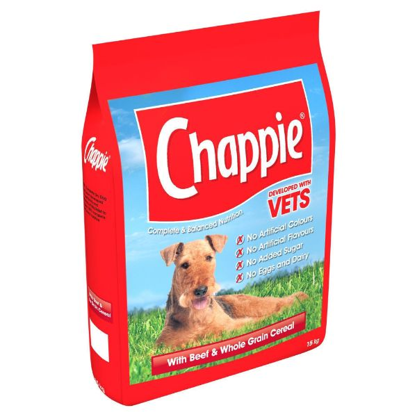 Picture of Chappie Dog - Beef & Wholegrain