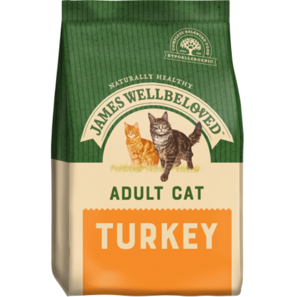 Picture of James Wellbeloved Cat - Adult Turkey