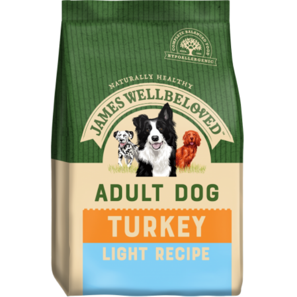Picture of James Wellbeloved Dog - Adult Light Turkey & Rice