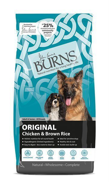 Picture of Burns Dog - Adult Original Chicken & Brown Rice