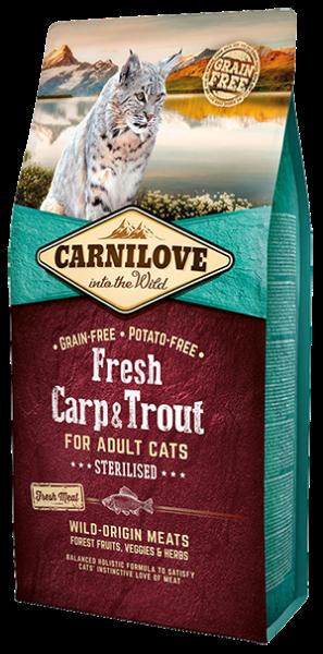 Picture of Carnilove Kitten - Salmon & Turkey