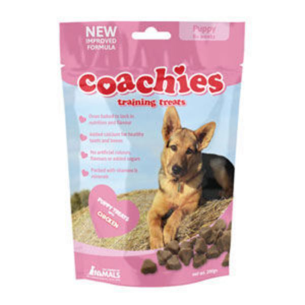 Picture of Coachies Puppy - Training Treats 200g