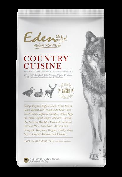 Picture of Eden Dog - 80/20 Country Cuisine Medium Kibble