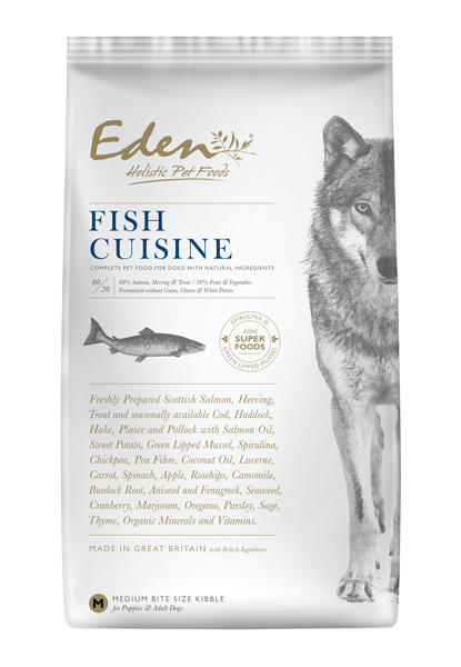 Picture of Eden Dog - 80/20 Fish Cuisine Medium Kibble