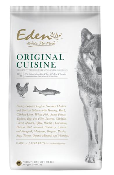 Picture of Eden Dog - 80/20 Original Cuisine Medium Kibble