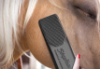 Picture of Strip Hair Gentle Groomer Equine Black