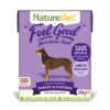 Picture of Nature Diet Dog - Turkey & Chicken 18x390g