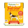 Picture of Nature Diet Dog - Chicken 18x390g