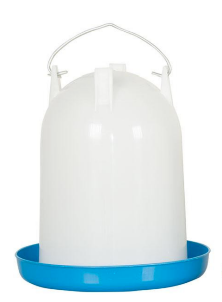 Picture of Horizont Poultry Gravity Drinker 4L With Bayonet Closure