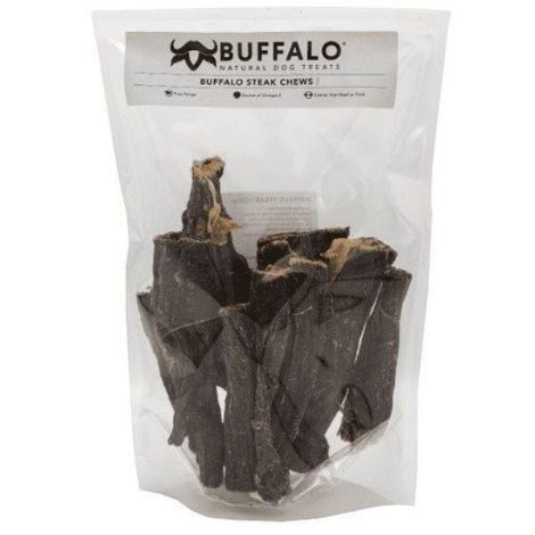 Picture of Sniffers Buffalo Steak Chews 600g