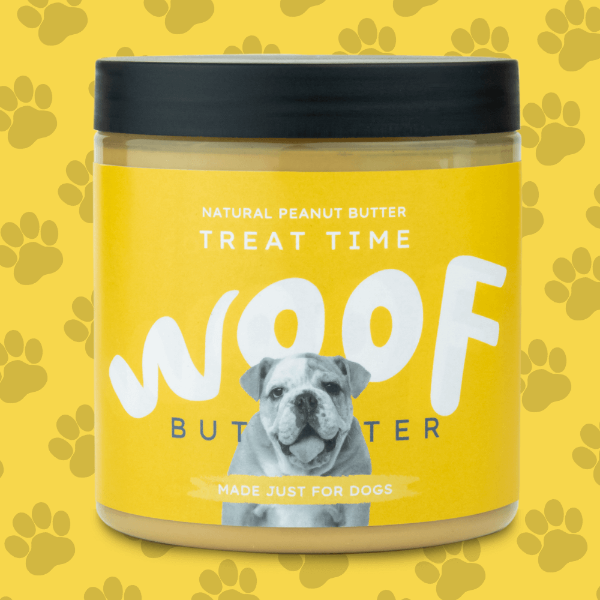 Picture of Woof Butter Treat Time 250g