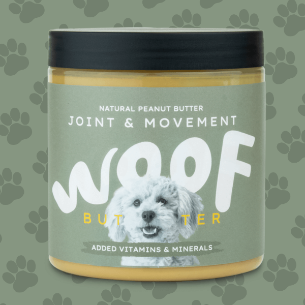 Picture of Woof Butter Joint & Movement 250g