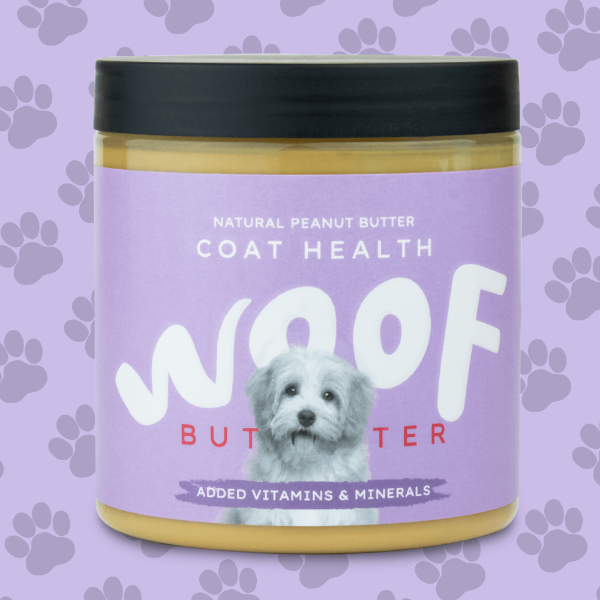 Picture of Woof Butter Coat Health 250g