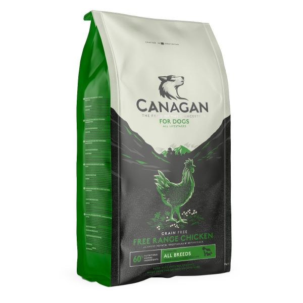 Picture of Canagan Dog - Free Range Chicken 12kg