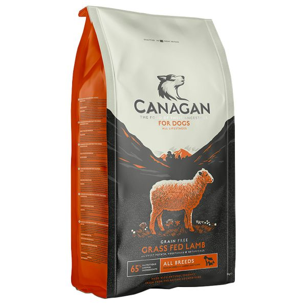 Picture of Canagan Dog - Grass Fed Lamb 12kg