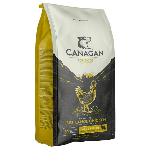Picture of Canagan Dog - Large Breed Free Range Chicken 12kg