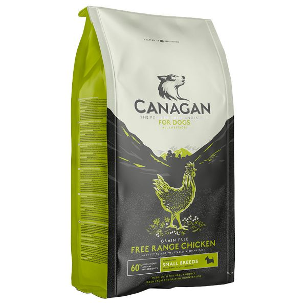 Picture of Canagan Dog - Small Breed Free Range Chicken 2kg