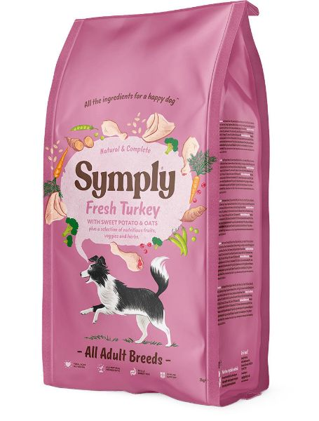 Picture of Symply Dog - Adult Turkey 2kg