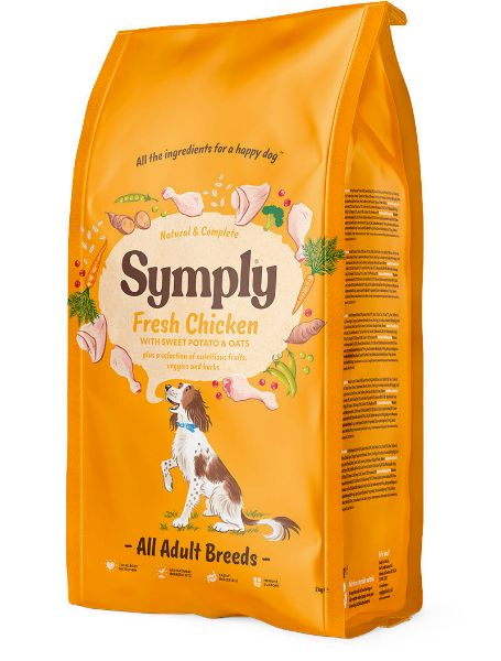 Picture of Symply Dog - Adult Chicken 12Kg