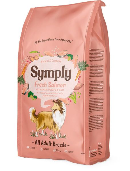Picture of Symply Dog - Adult Salmon 12Kg