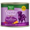 Picture of Natures Menu Dog - Country Hunter Cans Turkey with Superfood 6x600g