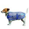 Picture of Weatherbeeta Parka 1200D Dog Coat Grey Plaid