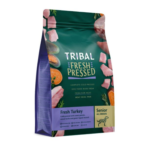 Picture of Tribal Senior / Light  Turkey Dry Dog Food 2.5kg