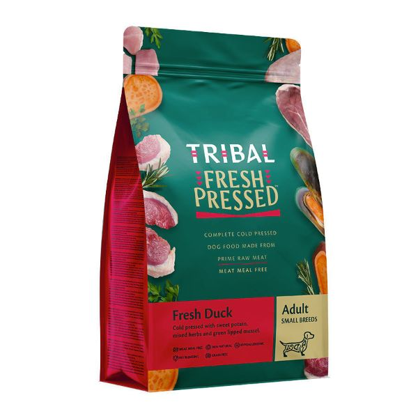 Picture of Tribal Adult Small Breed Duck Dry Dog Food 1.5kg