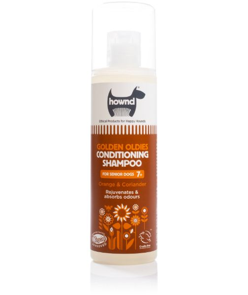 Picture of Hownd Golden Oldies Natural Conditioning Shampoo 250ml