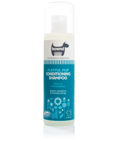 Picture of Hownd Playful Pup Natural Conditioning Shampoo 250ml