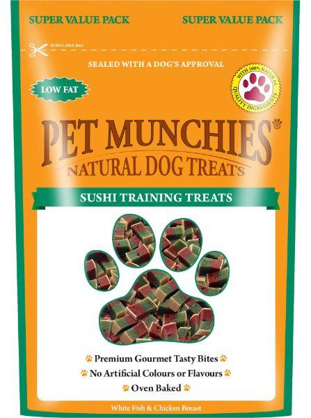 Picture of Pet Munchies Dog Training Treats - Sushi 8x150g