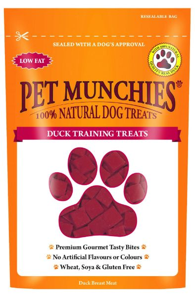 Picture of Pet Munchies Dog Training Treats - Duck 8x50g