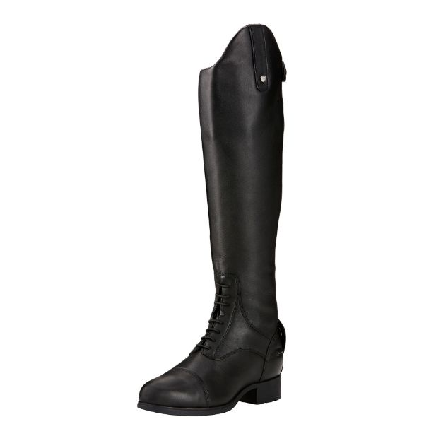 Picture of Ariat Tall H20 Insulated Bromont Pro Black