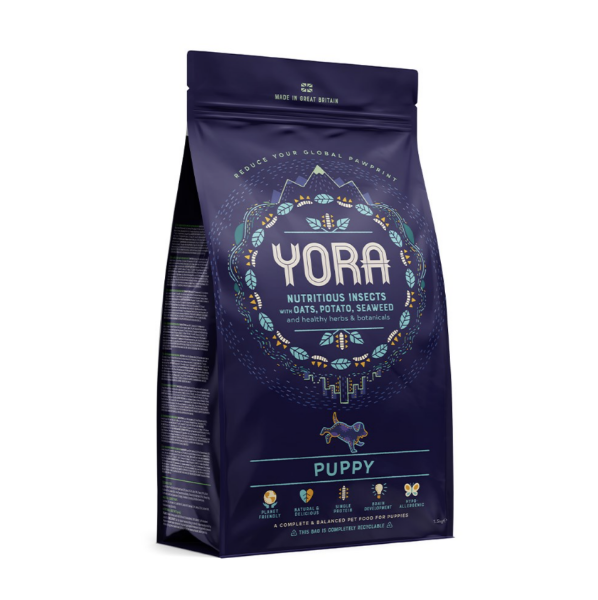 Picture of Yora Dog - Insect Protein Puppy Dog Food 12kg